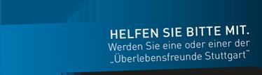 Überlebensfreunde Stuttgart Mitglied werden